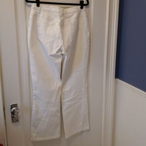 Merona White Bootcut Jeans